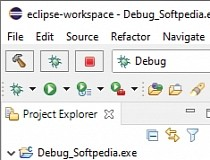Eclipse IDE for C/C++ Developers (Mars2 packages) Screenshot
