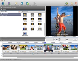 PhotoStage Pro Edition for Mac screenshot 3