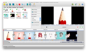PhotoStage Pro Edition for Mac screenshot 6