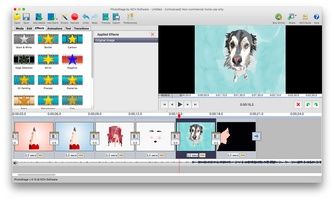 PhotoStage Pro Edition for Mac screenshot 7