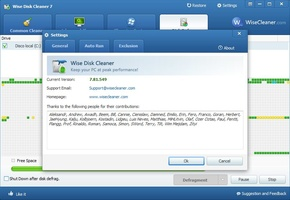 Wise Disk Cleaner Portable screenshot 11