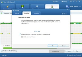 Wise Disk Cleaner Portable screenshot 10