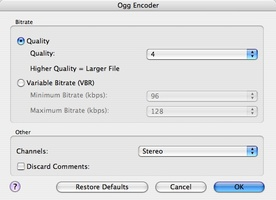 Switch Free Audio and MP3 Converter for Mac screenshot 4