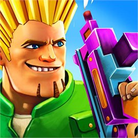Craft Shooting: Fort Battle Free