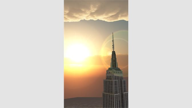 Watch the beautiful sunset from the top of the Empire State Building!