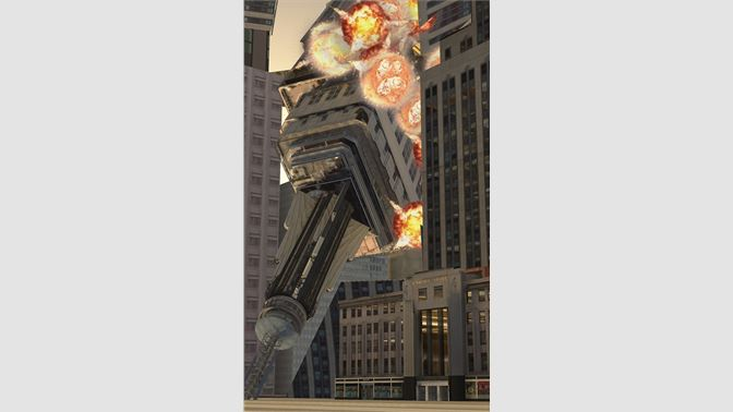 Destroy the Empire State Building in New York City! With interior, detailed lobby, observation deck and secret 103rd floor!
