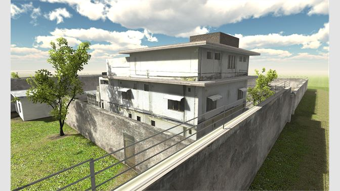 Launch a full-scale assault on Osama bin Laden's infamous Abbottabad hideout!