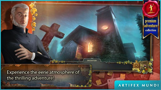 Experience the eerie athmosphere of this thrilling adventure!