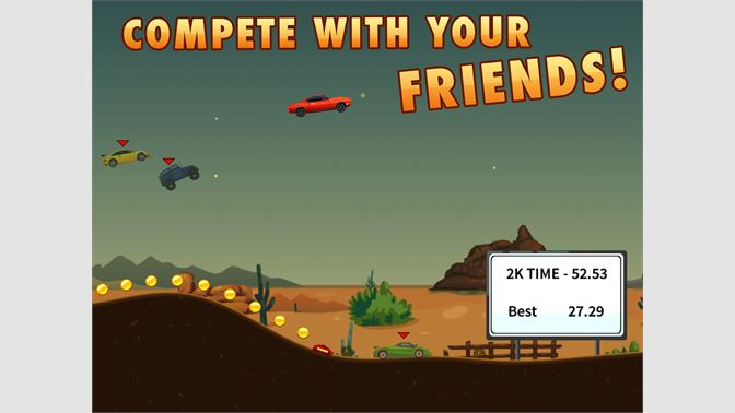 Compete with your friends!