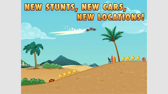 New stunts, new cars and new locations!