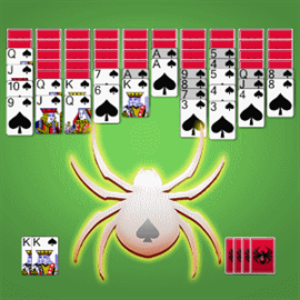 Spider Solitaire Classic 2021 Free +