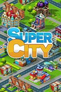 SuperCity: build, decorate and make friends! Free