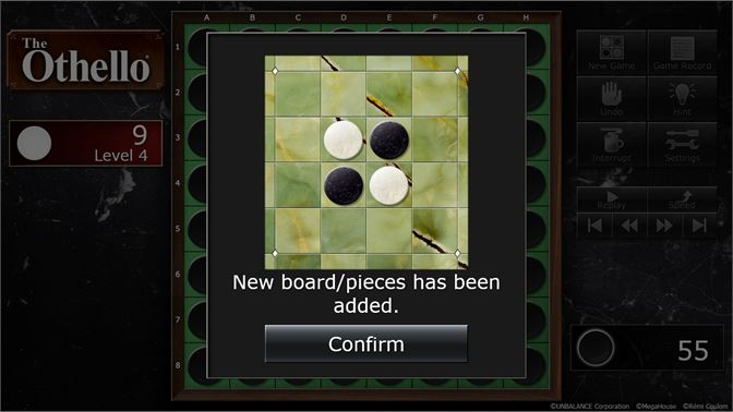 You will be awarded new surprising boards and stones by collecting the medals.