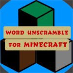 Word Unscramble for Minecraft Free