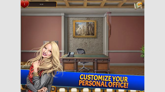 Customize Your Personal Office!