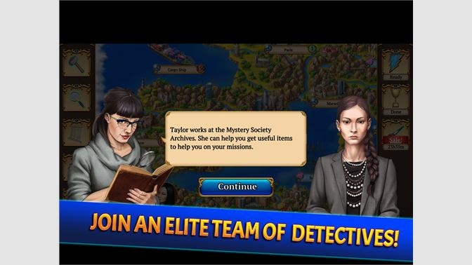 Join An Elite Team Of Detectives!